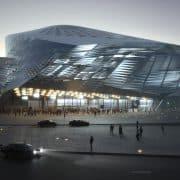 סדנא לתכנון מבנים פניאומטיים בפאריס 3
