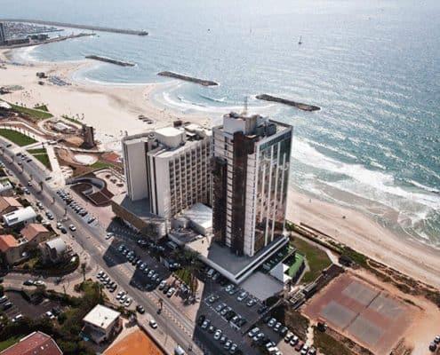 אירוע וי-ריי מיוחד במלון דניאל בהרצליה מול הים 2