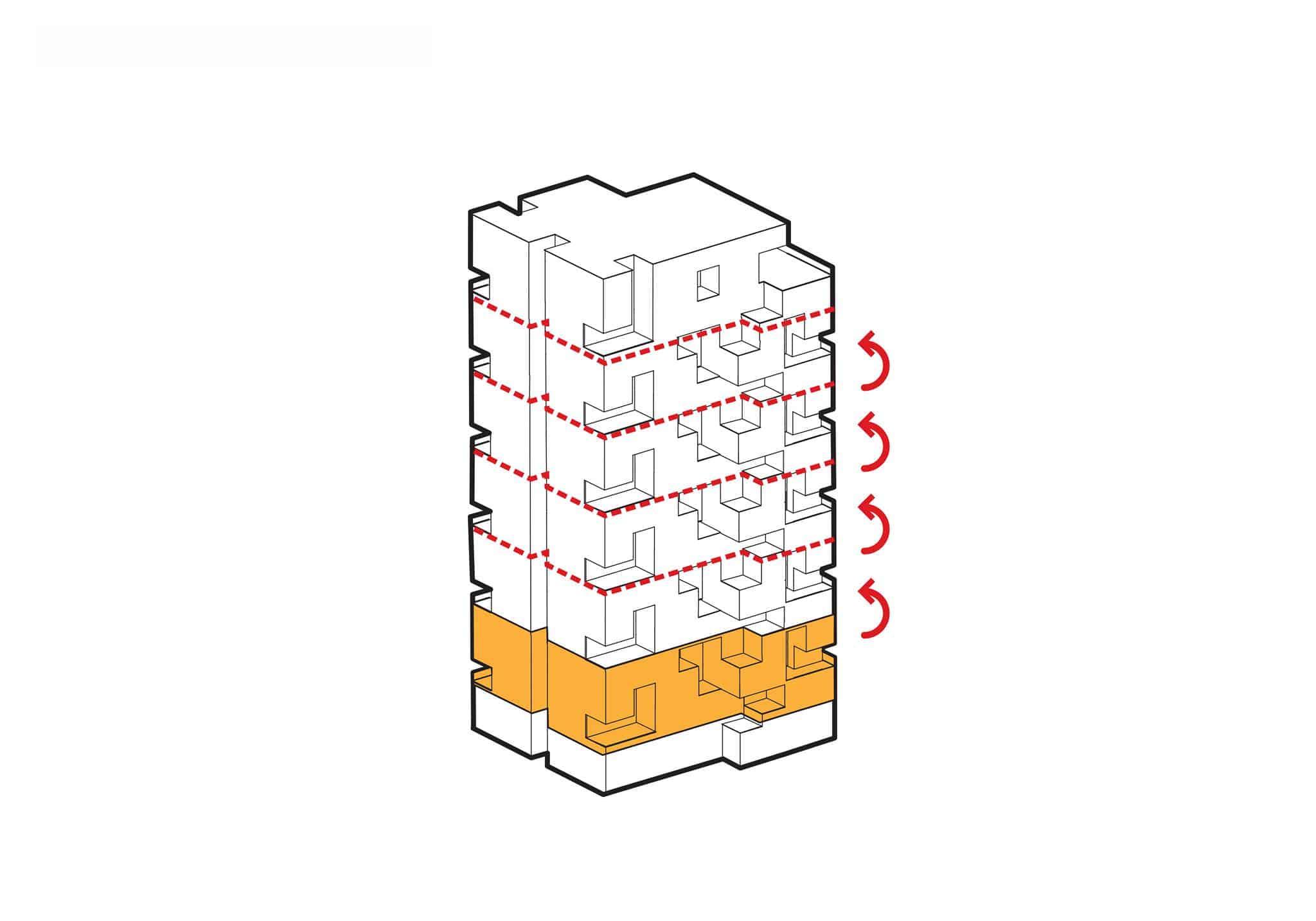 בונים מגדלי מגורים עם סקצ'אפ וזוכים בתחרויות! 10