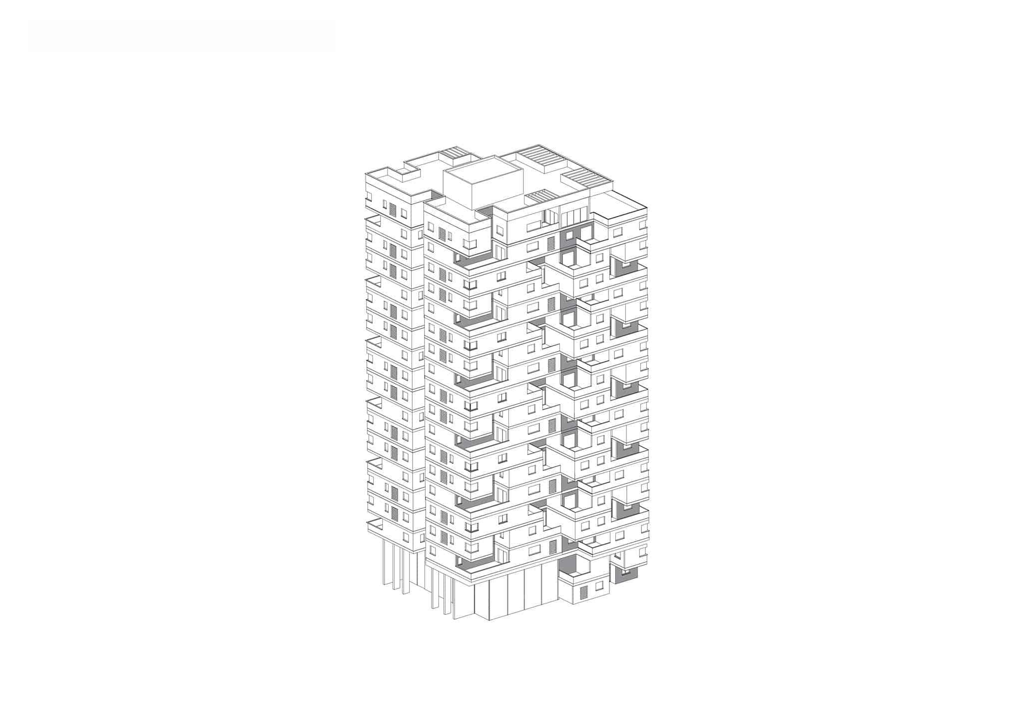 בונים מגדלי מגורים עם סקצ'אפ וזוכים בתחרויות! 11
