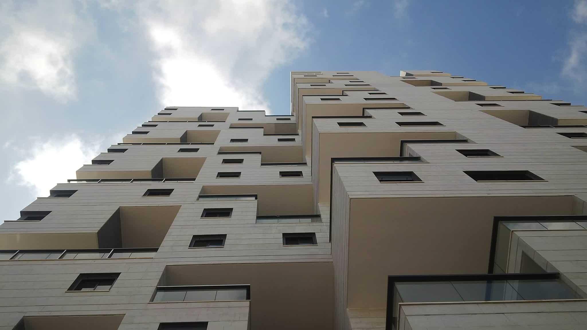 בונים מגדלי מגורים עם סקצ'אפ וזוכים בתחרויות! 2