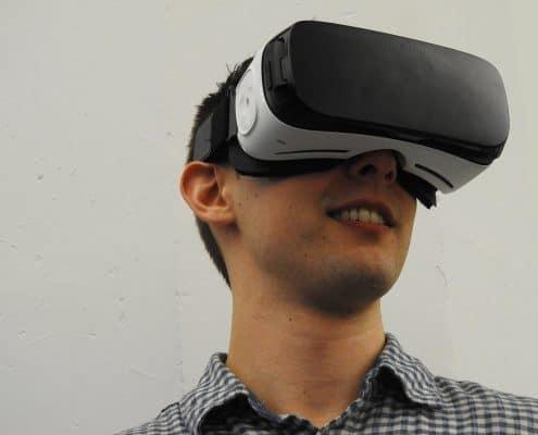 איך ניתן לצפות במודלים ב-VR? 1