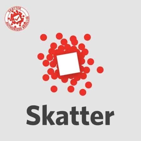 Skatter <br> תוסף פיזור פרמטרי לסקצ'אפ 1