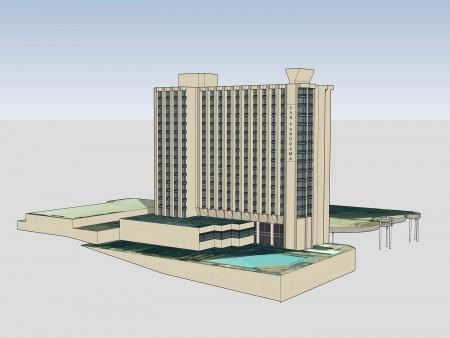 מלון דן פנורמה בתל אביב 1