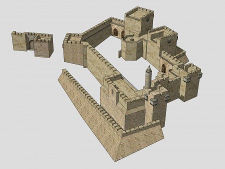מצודת דוד בירושלים 1