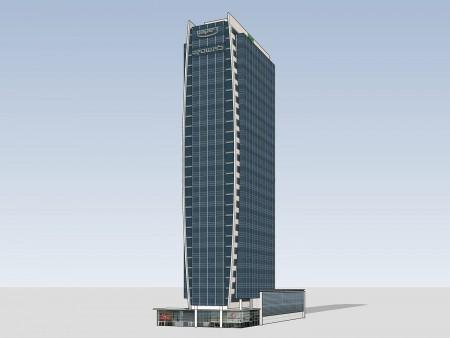 מגדל דיסקונט בתל אביב 1