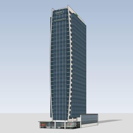 מגדל דיסקונט בתל אביב 14