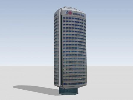 מגדל אירופה ישראל בתל אביב 1