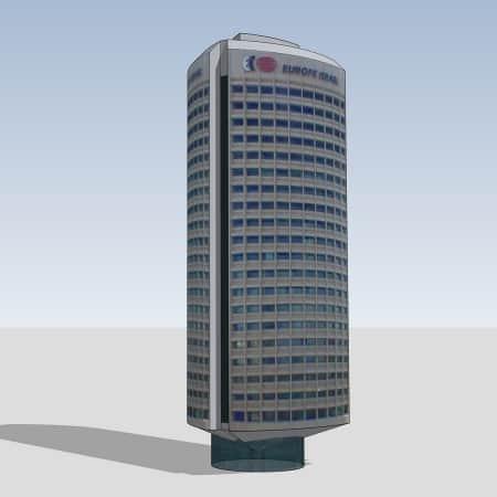 מגדל אירופה ישראל בתל אביב 13