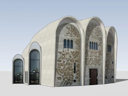 בית הכנסת היכל יהודה בתל אביב 1
