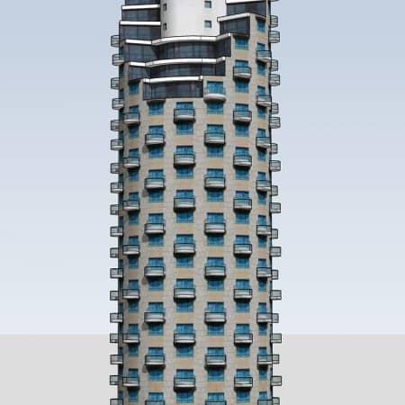 מלון ישרוטל בתל אביב 3
