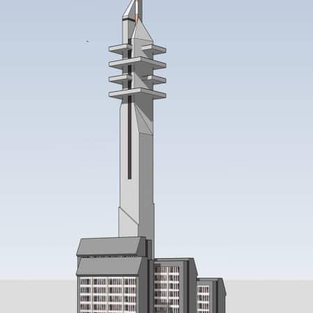 מגדל מרגנית בתל אביב 3