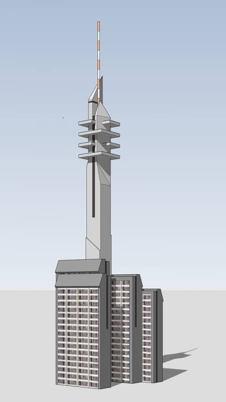 מגדל מרגנית בתל אביב 1
