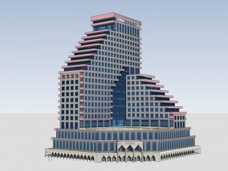 מגדל האופרה בתל אביב 1