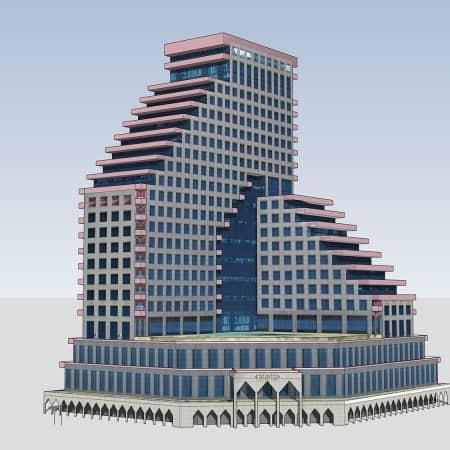 מגדל האופרה בתל אביב 3