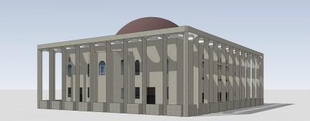 בית הכנסת הגדול - תל אביב 1