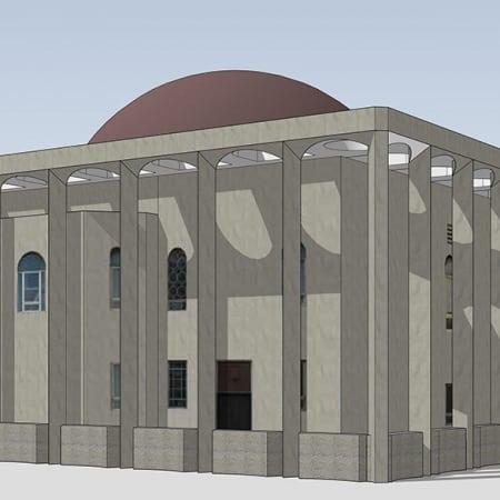 בית הכנסת הגדול - תל אביב 5