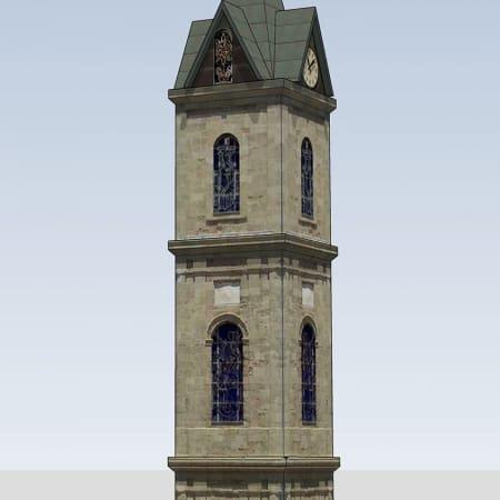 מגדל השעון - יפו 5