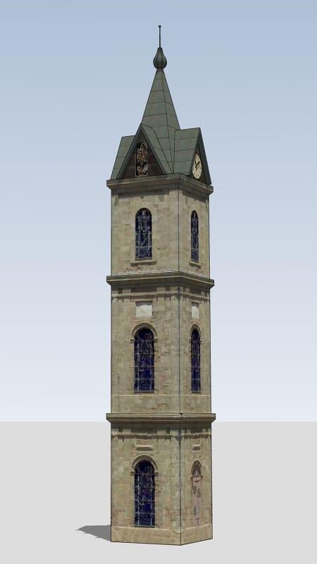 מגדל השעון - יפו 1