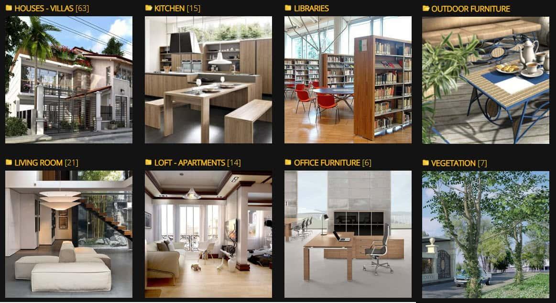 אוסף קישורים מקיף להדמיה אדריכלית 8