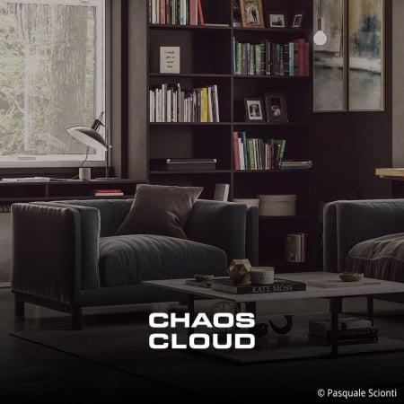 קרדיט לרינדור בענן <br> Chaos Cloud<br> 1