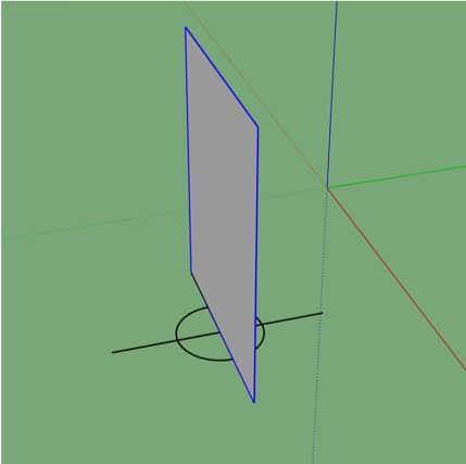 איך ממדלים צורות מורכבות בסקצ'אפ? 5