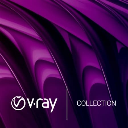 V-Ray Collection<br> רישיון לשנה 8