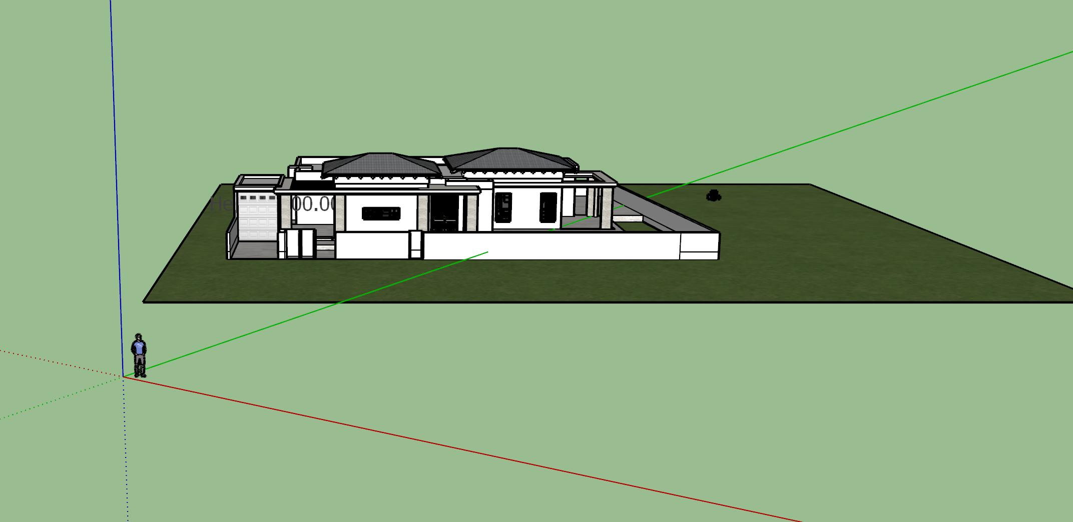 רקע ומיקום המודל 1