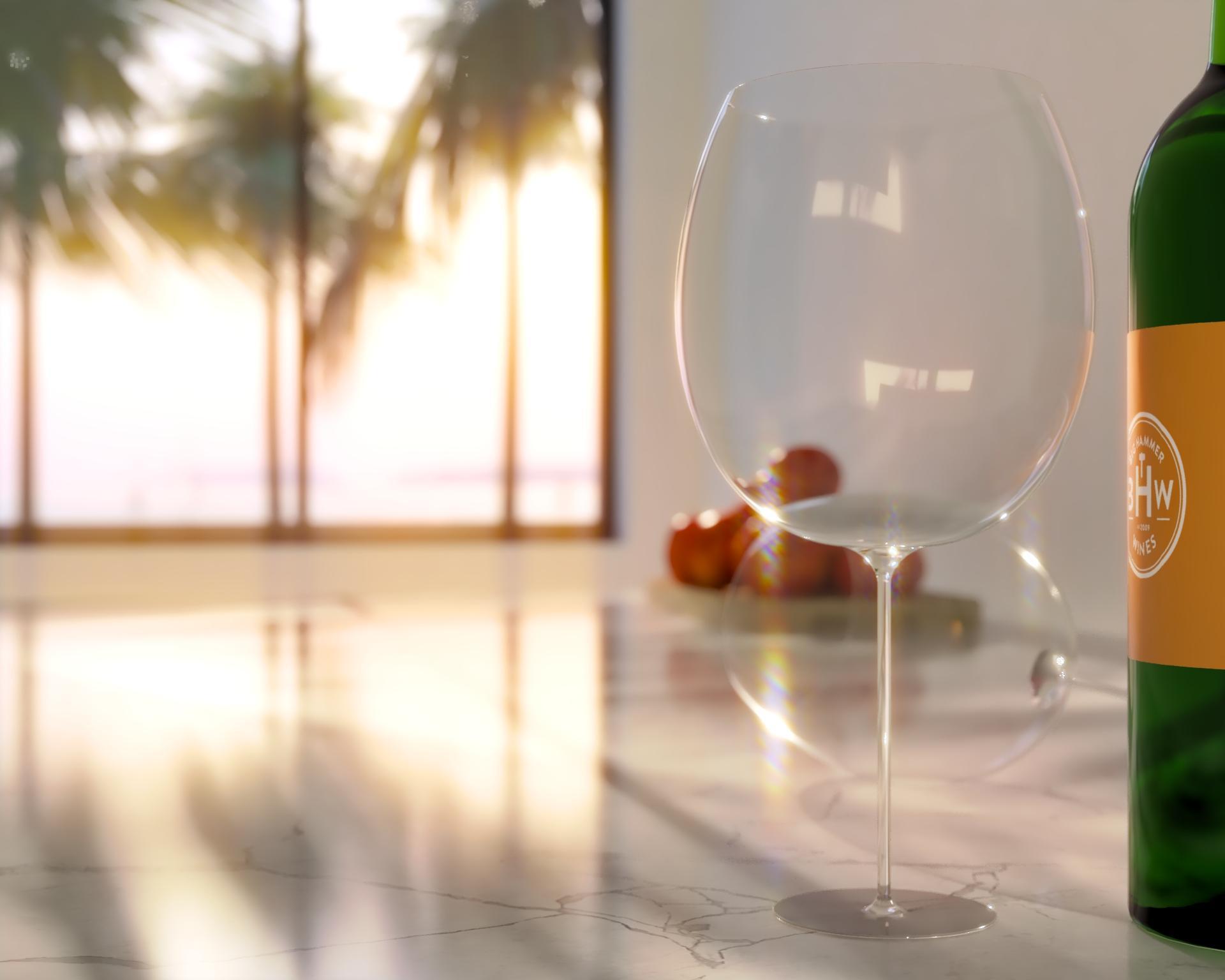 הדמיה של כוס יין 1